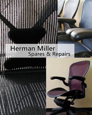 herman miller aeron spares and repairs
